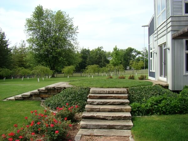 Stepping Stone Landscaping Design